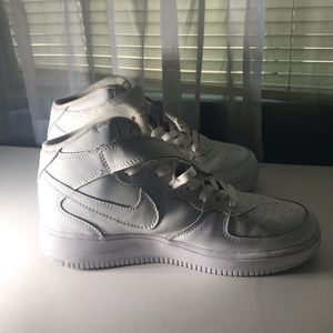 Air force 1's size 10